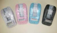 2014 Hot Free shipping(10pcs/lot) Wholesale Fashion jeweled tape dispenser