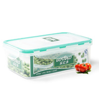 PP Food Container Storage Boxes Microwave Lunch Box 1-3L