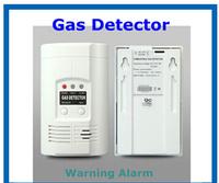 2014 brazil Gas Detector CO Carbon Monoxide LPG LNG Gas Leak Sensor Warning Alarm Free Shipping