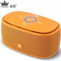 Original Kingone K5 Portable Mini Bluetooth Speaker Super Bass Wireless Handfree Unique App Application Control Speakers