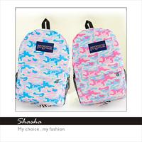 2014 Fashion new JAN SPORT backpacks women famous brands shoulder bag girls school bags bolsas pink blue green purple hot cool