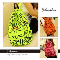 New 2014 Sale Fashion women Canvas Backpack Girl's Women's Designer backpacks Children's teenagers backpack School Bags