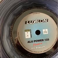 Free Shipping - Luxilon Big Banger ALU Power Fluoro 17 Tennis Racket String Reel