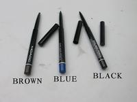 10pcs/lot wholesale NO ME001 makeup eyeliner pencil,3 colors free shipping