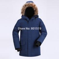 2014 Classic goose down coat men winter warm jacket