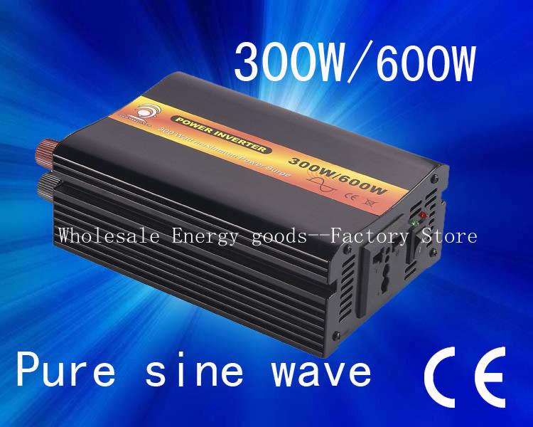 dc to ac power inverter 300w for emergency light dry battery inverter 36v input 120v output(China (Mainland))