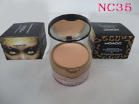 10pcs/lot wholesale NO274A makeup powder cake +loose powder 2 in 1,4 colors free shipping