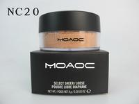 10pcs/lot wholesale NO950 makeup loose powder,10 colors free shipping