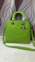 New style CD Brand Name 100% Genuine LEATHER Handbags Women Fashion Bags Designers Medium Tote Handbag Diorissimo Bag Many Color