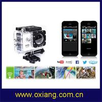 SJ4000 170 degree  wide-angle   waterproof  Built-in- Wifi  remote control Sport DV Camera