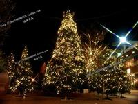 2015 mall/square/hotel/supermaket christmas tree decoration 1m-10m customized