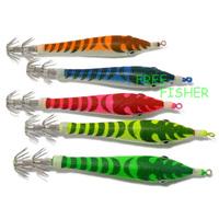 40pcs Squid Jigs Cuttlefish Lure Fishing 7g for squidfishing Random Color
