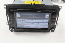 OEM Car Radio RCD510 EU Version Bosch Made Stardard Vesion Bluetooth RDS For VW(China (Mainland))