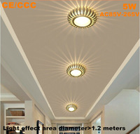 5 W Super Bright LED Ceiling Light Hallway Lights Aisle Lamps Entrance Lights Balcony Lamp Lamps For Home Modern Decoration