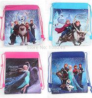 Frozen Backpack Frozen Shool Cartoon Bags Backpacks Cartoon Handbags Children's School Bags Kids' Shopping Bags Fashion Present