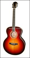 Fully handmade soild wood acoustic Guitar