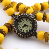 New 2014 Fashion Watch Women Bracelet Quartz Wristwatches Pendant Glass Women Watches Girl Gifts