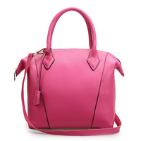 New arrival fashion women's handbag genuine leather bags ,elegant cowhide shoulder bags 0490