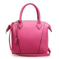 New arrival fashion women's handbag genuine leather bags ,elegant cowhide shoulder bags 0490 free shipping