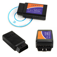 free shipping Interface Auto Diagnostic Scanner Tool  OBD2 / OBDII ELM327 WIFI  OBD2 Latest Version #A3006032
