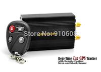 Car GPS Tracker GPS/GSM/GPRS Tracking Device Remote Control Auto Vehicle TK103B