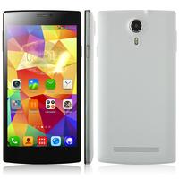 JIAKE V6 Smartphone Android 4.2 MTK6582 Quad Core 1GB 8GB ROM 5.5 Inch QHD Screen Dual Sim 3G WCDMA Dual Camera 8MP GPS Espanol