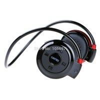 Cootree Jogger sports Sweat Proof Wireless Bluetooth 4.0 Headset / Headphone - Classic Black