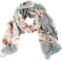 2014 New Fashion Autumn -Winter Ice Silk Scarf Women Winter Warm Tassel Scarf Wrap Shawl Scarves  for Women Girl