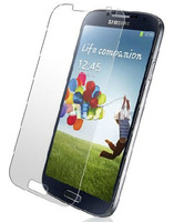 Witout Tracking Number 2014 Ultra Crystal Clear Screen Protector for Samsung Galaxy S4 I9500 Front Protective Film 3pcs/lot#119