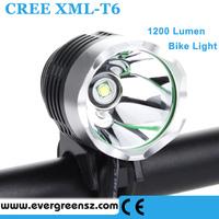 Free Shipping USB Hotest 1200 Lumen CREE XM-L T6 3 mode Bike Bicycle Light 1T6-4