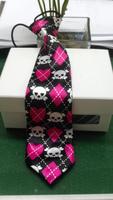 2014 Hot Sale Cartoon Design Children Necktie
