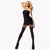 Free shipping new women's elegant and sexy suspenders tights soft and comfortable fashion leggings Pantyhose