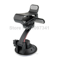 Free shipping!Car Vehicle Flexible Rotatable Mount Suction Clip Holder Stand for Mobile Phone MP4 PSP PDA