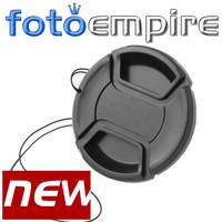 55mm Snap-On Front Lens Cap Cover for 55 mm Canon 650D 600D 1100D 550D 18-55 mm Lens DSLR Camera