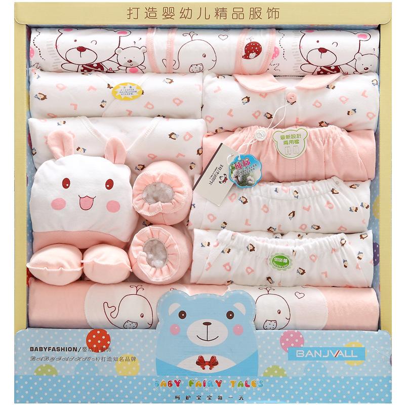 Baby Boy Gift Sets Newborn : Cute newborn gift sets cotton pcs baby clothing set