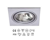 G53 AR111 Pure aluminum Recessed Down light, pure aluminum lamp  free shipping