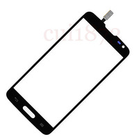 Touch Screen Digitizer Glass Replacement For LG Optimus L90 D405 D415 Black