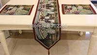NEW arrival Table Runner  fashion home Decor   PHG1006