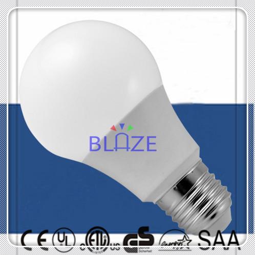 Discount 200pcs 6W 7W 9W 850LM A19 led Round lamps Eco G60 E27 Glof Bulb SMD 2835 White 3000K 4000K 6000K(China (Mainland))