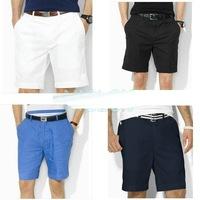 New Brand 2014 Fashion Men's Polo Beach Short Pants,Mens Multicolor Straight Casual Boardshorts 7 colorsPlus Size XXL