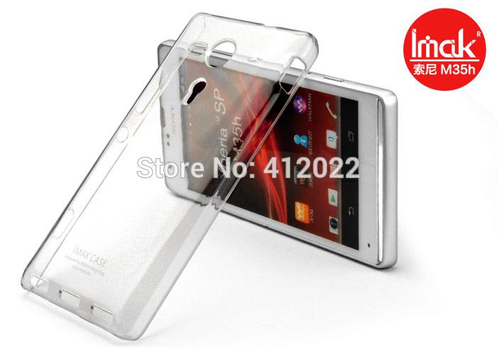 Чехол для для мобильных телефонов SONY Xperia SP imak SONY Xperia SP M35h OE--90 чехол для для мобильных телефонов h
