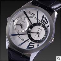 EYKI brand,Personalized design, double movement Men's Watch ,watches men luxury brand