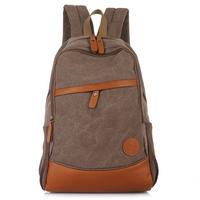 2015 Fashion Casual Men's Travel Bags Luxury Canvas Bag Uniquen Men's Backpacks Kids School Bags Vintage Mochila Feminina