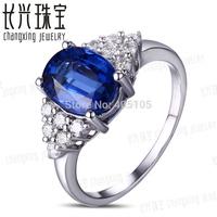 7x9mm Oval Violet Blue Tanzanite 0.32ct Diamonds 14kt Rose Gold Engagement Wedding Ring