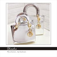 2014 New women leather handbags famous brand designer girls mini messenger bags children totes kids wallets phone purse desigual