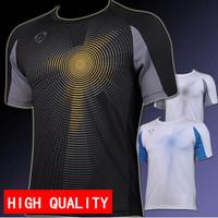 drop shipping wholesale Hot sale 2014 new Mens Quick Drying Casual Shirt T-Shirt Slim Fit Sport Shirt plus-size M-XXL LSL013