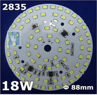 5pcs/lot. 18W 5630 5730 lamp plate .15W 5730. LED lamp plate, without electrolytic capacitor, with driver IC .free shipping.