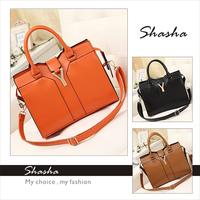new 2014 women leather handbags genuine leather girls Ys bags Brand tote purse womens bolsas shoulder bags women messenger bag