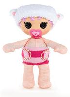 Mini Lalaloopsy doll plush toy Lalaloopsy Original Babies Pillow Featherbed Doll 30cm mini plush stuffed dolls toys for girls