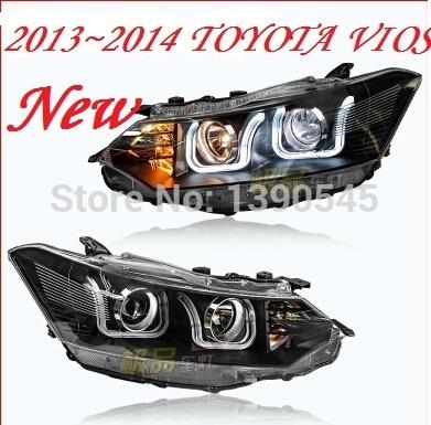 Система освещения , TOYOTA Vios & HID + ; ,